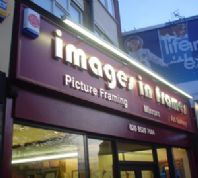 Trough lighting